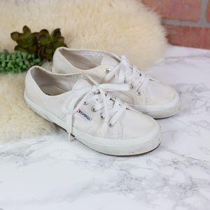 Superga White Sneakers 38
